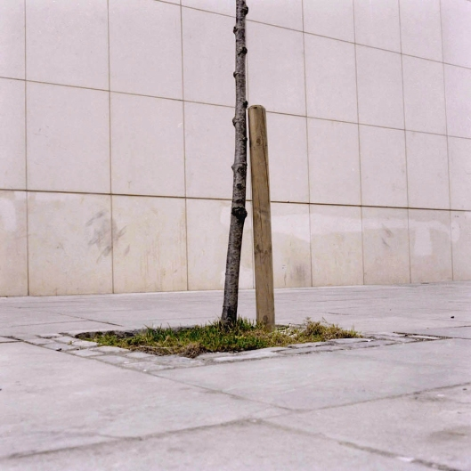 Mark Curran, Financial Centre 5 (IFSC, Phase II, Dublin, 2001), from the series prospect (SOUTHERN CROSS)
