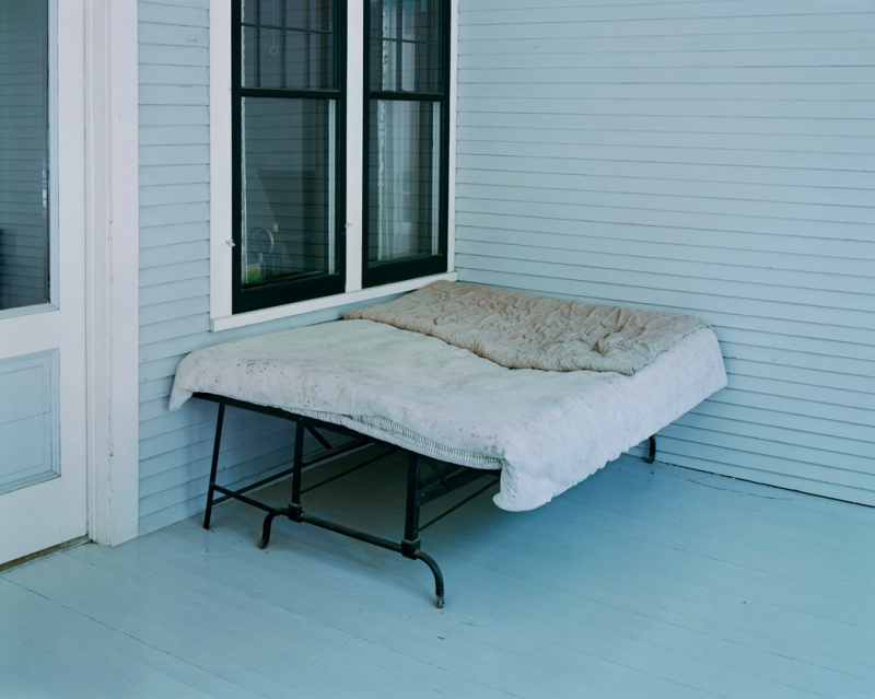 Charles Lindbergh's boyhood bed, Little Falls, Minnesota
