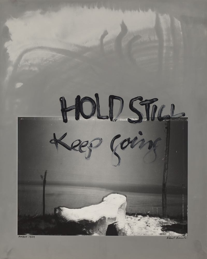Hold Still-Keep Going, 1989